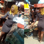 """[Paris Diamond] I prefer doing this than sleeping with men for money""""- 19-year-old Mass Commuication student who hawks satchet water in Owerri says (photos) 3"""