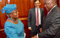 Ngozi Okonjo-Iweala appointed member of South Africa's presidential economic council (photos) 2