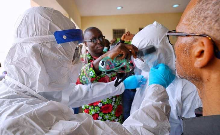Six Coronavirus patients to be discharged in Lagos 1