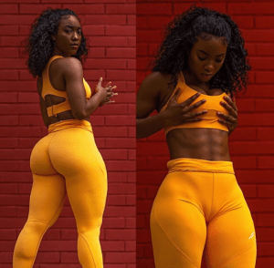 See photos of this insanely sexy model Edwina Wehjla, that's keeping men at home thirsty this coronavirus isolation period 2