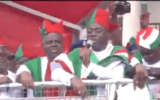 Video of Governor Seyi Makinde mocking coronavirus at a PDP rally days ago surfaces after he tested positive for the virus (video) 4