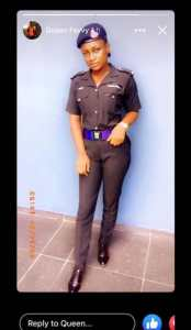 Beautiful Policewoman Sets Internet On Fire As She Twerks Up A Storm (PHOTOS/VIDEO) 1