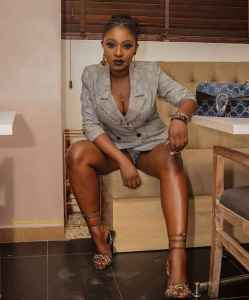 Divorced Mum, Actress Yvonne Jegede Flashes Her Undies In New Photos