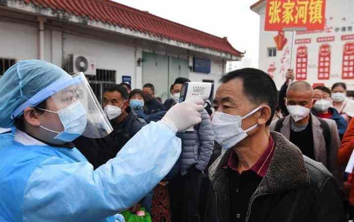 Hantavirus in China