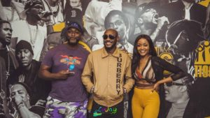 "With the Release of ""Warriors"", 2Baba is Hitting the Road with his Media Tour – First Stop is US 2"
