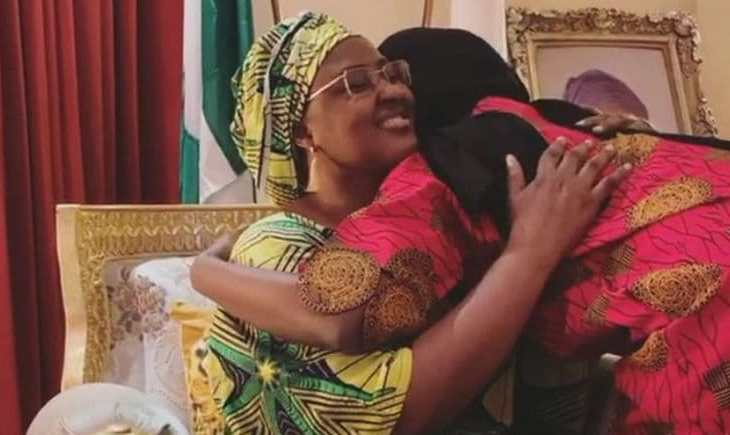 Coronavirus: Buhari's daughter rejoins family after 14 days in isolation 1