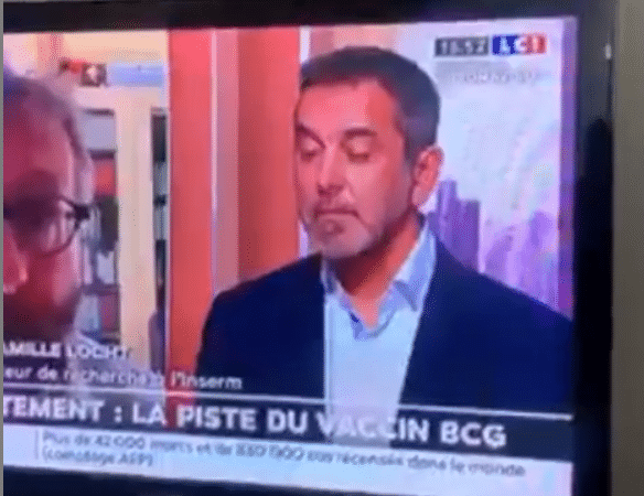 (VIDEO) French Doctors say potential new treatment for Coronavirus should be tested in Africa (video) 4