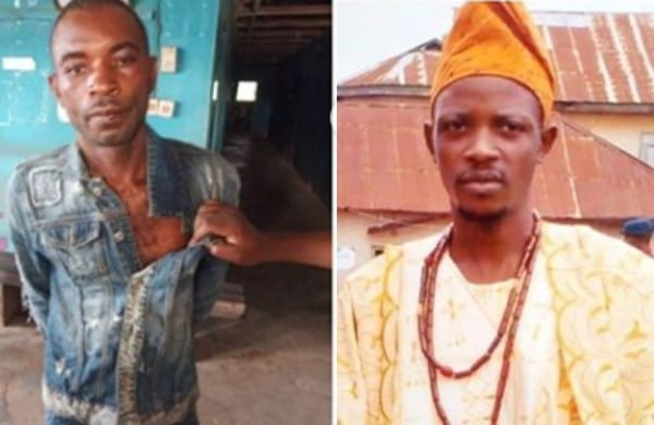 Jilted husband allegedly burns Ekiti chief alive for 'snatching his wife' 1
