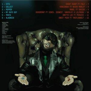 Dremo – Codename Album songs Album Dremo – Codename, Vol. 2 ft. Davido, Naira Marley, Falz, Sinzu, Peruzzi