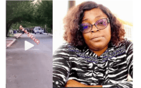 (WATCH VIDEO) The Moment Police Officers Stormed Amen Estate To Arrest Actress Funke Akindele Bello (video) 2