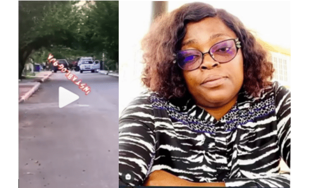 (WATCH VIDEO) The Moment Police Officers Stormed Amen Estate To Arrest Actress Funke Akindele Bello (video) 1