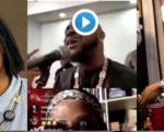 (Watch Video) Davido did a live battle with Asa and it ended in tears, Asa sent his career back to relegation (Video) 1