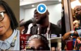 (Watch Video) Davido did a live battle with Asa and it ended in tears, Asa sent his career back to relegation (Video) 6