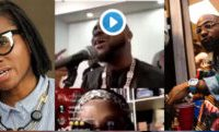 (Watch Video) Davido did a live battle with Asa and it ended in tears, Asa sent his career back to relegation (Video) 2