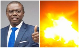 Lagos urges residents to stop setting up bonfire on tarred road surfaces while embarking on vigilante operations