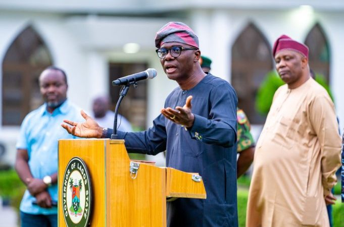 10-year-old girl and four other patients recover from Covid-19 in Lagos – Gov. Sanwo-Olu 2