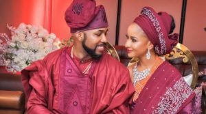 Adesua Etomi Grabs Her Husband Banky W, As She Watches Him Play FIFA Game During Quarantine (PHOTOS) 7