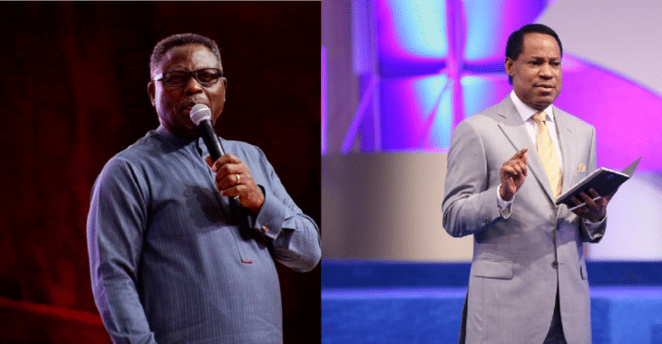 "(VIDEO) ""5G Network Is Not Antichrist"" – Pastor Mathew Ashimolowo Tells Pastor Chris (Watch Video) 1"