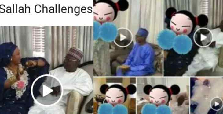 Nigerian man divorces his wife of 19 years for sharing their video on social media