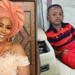 """""""God's greatest gift to me"""" – Linda Ikeji gushes over son, Jayce (Photos/Videos)"""