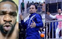 """You don't need a short man like Odumeje to talk to God, his power is voodoo"" – Speed Darlington blasts Prophet Odumeje (Video) 2"