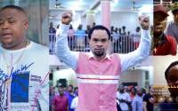 """""""You are my brother, my prophet"""" – Cubana Chief Priest hails Prophet Odumeje (Video)"""