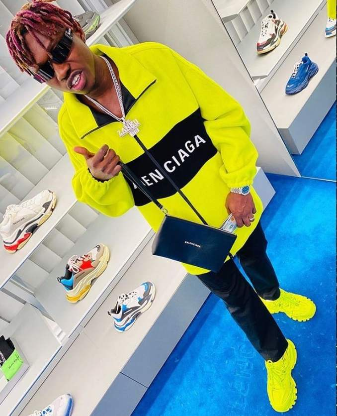 I was so frustrated, I almost went into yahoo – Rapper, Zlatan Ibile (Video)