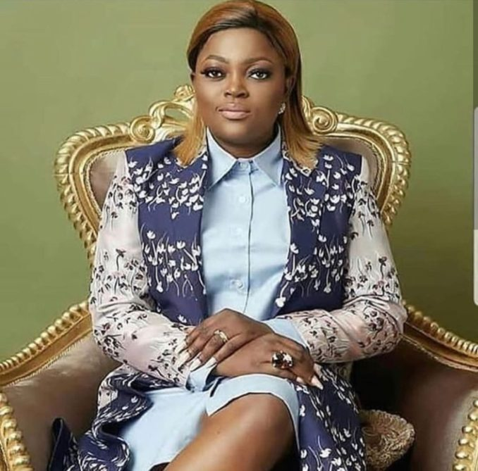 """Never despise the days of your humble beginnings"" – Funke Akindele shares hilarious throwback video"
