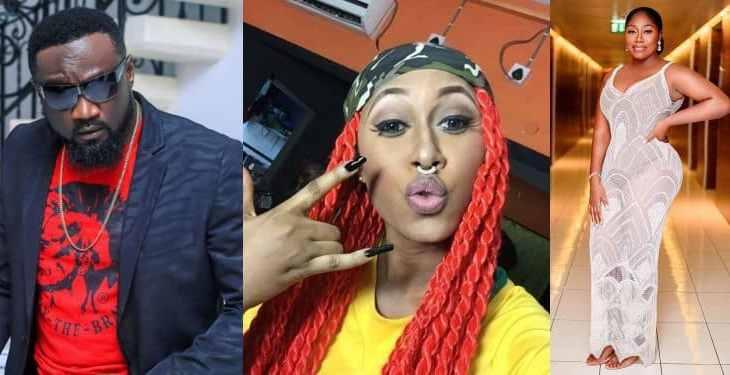 OAP Gbemi reacts to Jude Okoye and Cynthia Morgan saga