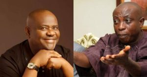"""Governor Wike is very useless and stupid"" – MASSOB leader blasts Wike for demolishing two hotels (video)"