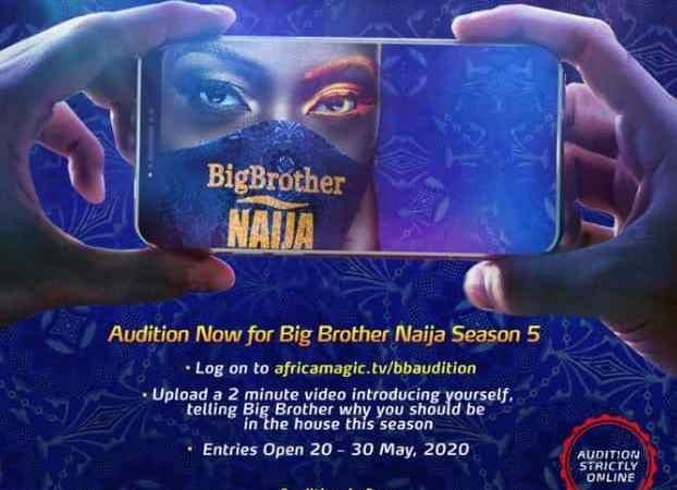 How To Audition For BBNaija Season 5 (2020)