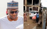 COVID-19: Kwara state governor sacks driver for 'careless handling' of suspected patient (Video)