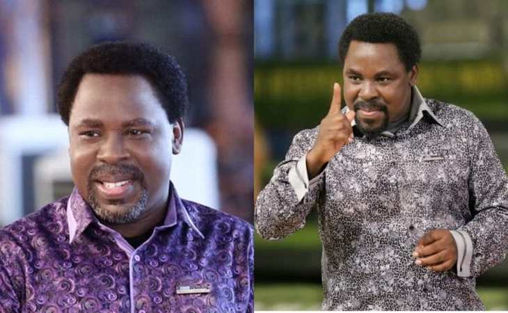 Covid-19: TB Joshua reveals what God told him will happen after pandemic