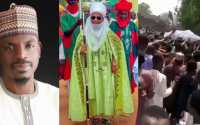 Presidency reacts to alleged video of people touching dead body of late Emir of Rano