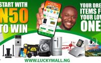 Is luckymall.ng legit or scam
