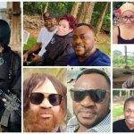 "Odunlade Adekola, Bukunmi Oluwasina, Yemi Solade and Jumoke Odetola changes to Oyinbo in new movie ""Gbagede"" (VIDEO)"