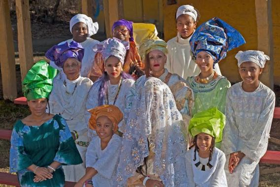 Meet the Yoruba Americans -The village in the United States where 'Yoruba' culture is being practiced (Photos) 4