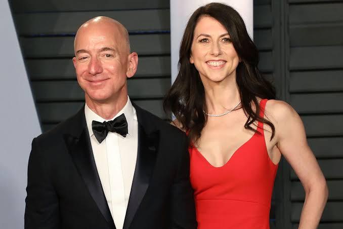 Jeff Bezos's wife