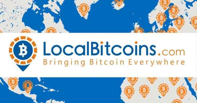 Local Bitcoins Review and Sign Up