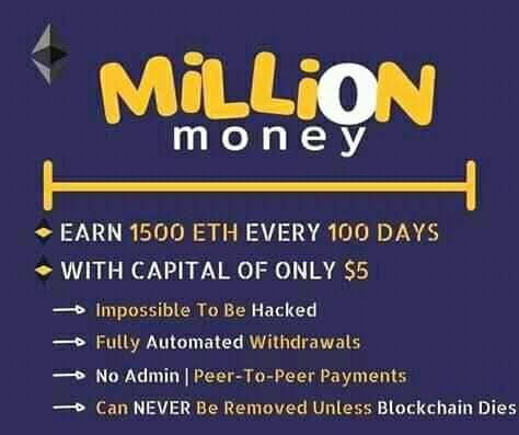 Million Money Smart Contract Secret