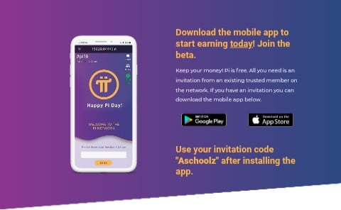 Pi Network App download