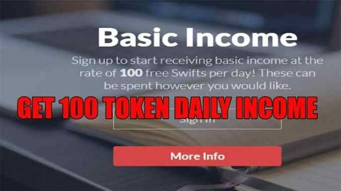 Basic Income Token Sign Up - How to create BITs Account