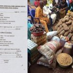 Man Shares N1M Bride Price List Including 10k For Father's Cigarette, 20K Bush Meat (PHOTO)