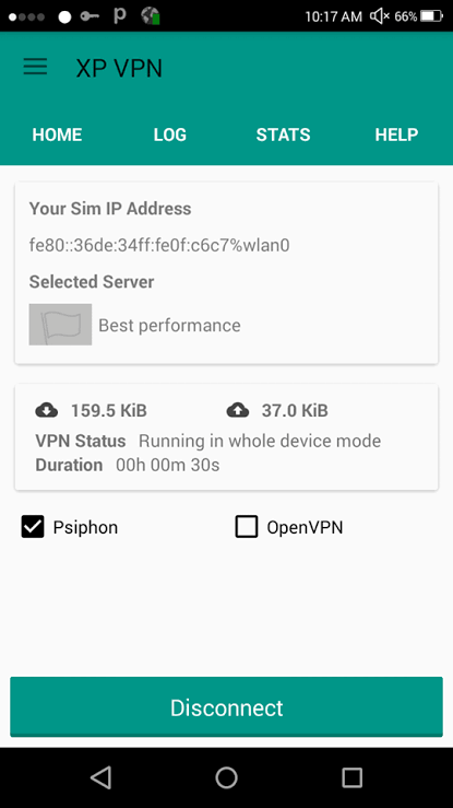 XP VPN For Free Internet Access