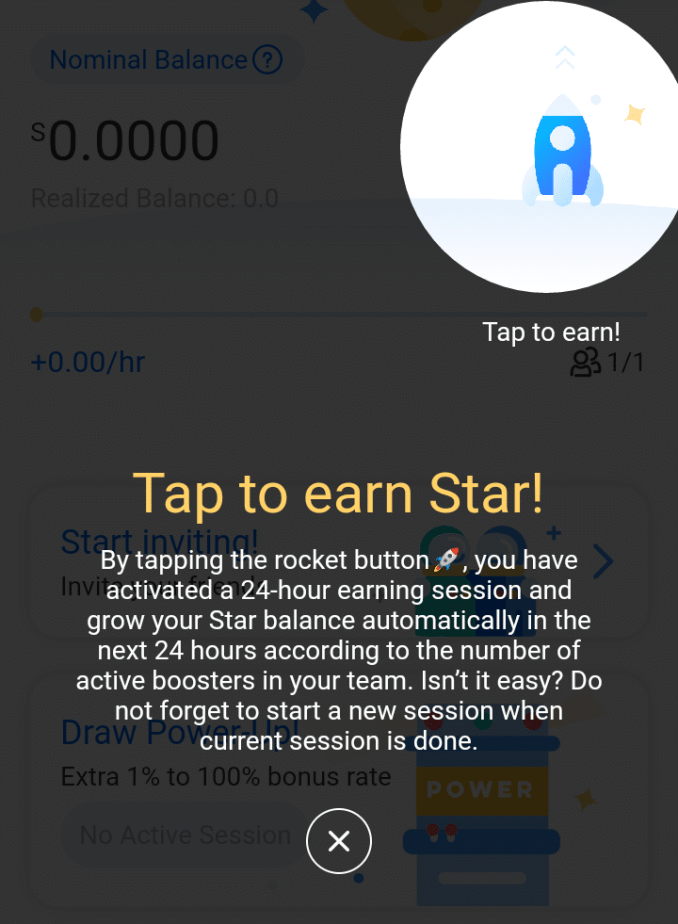Star Network Mining   How to Create Star Network Account, Sign Up, login