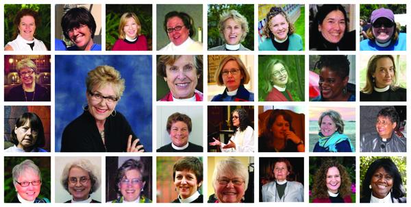 Women Priests 2014