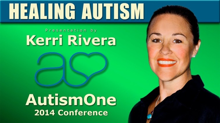 Kerri Rivera's Appearance at the AutismOne Conference