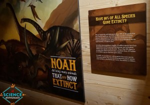 Ark Encounter Extinct Species