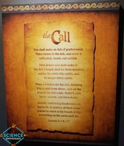 Ark Encounter Genesis 6:14-17