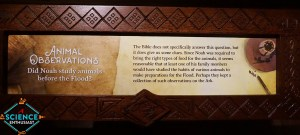 Ark Encounter Noah the Zoologist